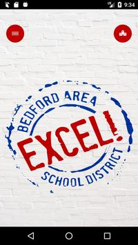 Bedford Area School District poster