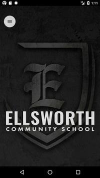Ellsworth Lancers, MI poster
