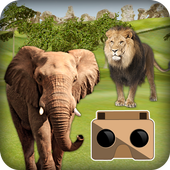 VR Forest Animals Adventure icon