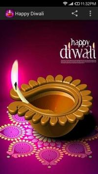 Happy Diwali Wallpaper poster