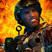 Army vs Zombies2 Free icon