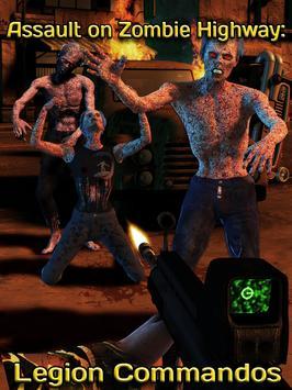 Army vs Zombies2 Free apk screenshot
