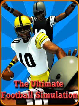 Super Heroes of Football Bowl screenshot 2