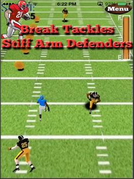 Super Heroes of Football Bowl screenshot 5