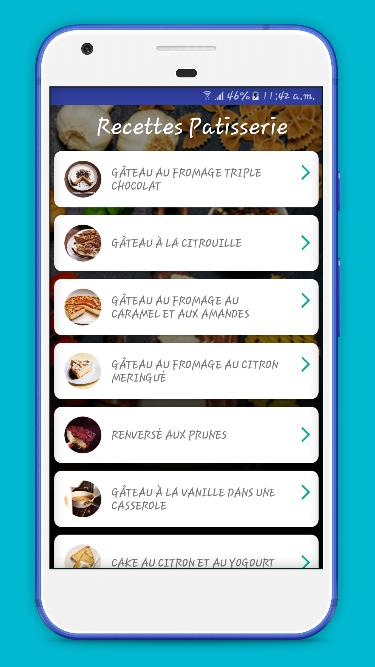 Recettes Patisserie 2017 For Android Apk Download