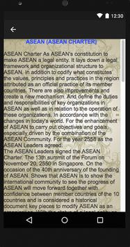 HISTORY OF ASEAN screenshot 4