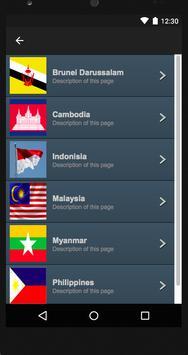 HISTORY OF ASEAN screenshot 7