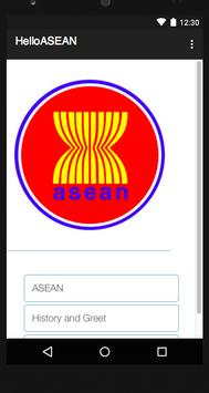 HISTORY OF ASEAN poster