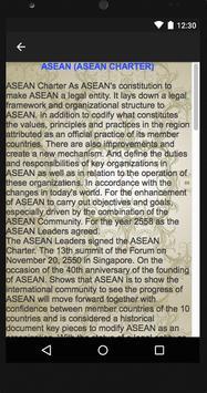HISTORY OF ASEAN screenshot 14