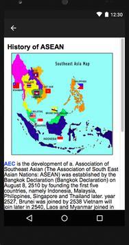 HISTORY OF ASEAN screenshot 1