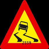 สอบใบขับขี่2559 DivingLicence icon