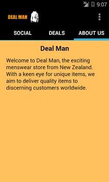 Deal Man apk screenshot