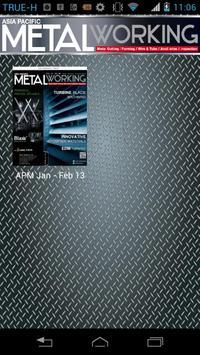 Asia Pacific METALWORKING Mag screenshot 1