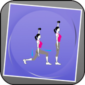 Belly Fat Burn Workout icon