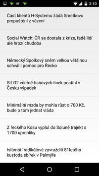 Czech Republic Clock Widget apk screenshot