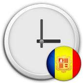 Andorra Clock & RSS Widget icon
