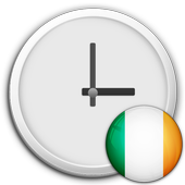Ireland Clock & RSS Widget icon