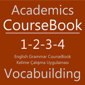 Academics English Coursebook icon