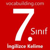 7. Sınıf İngilizce Kelime icon