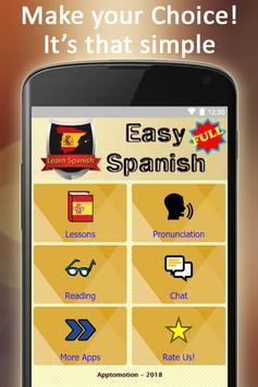 Easy Spanish Full poster
