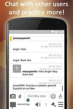 Easy Spanish Full screenshot 16