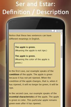 Easy Spanish Full screenshot 2