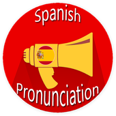 Easy Spanish Pronunciation - Audios and Listening icon
