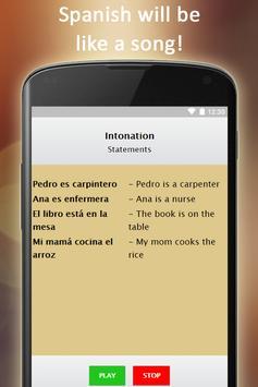 Easy Spanish Pronunciation - Audios and Listening screenshot 7