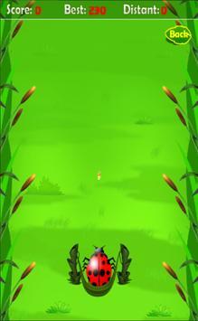 Super Lady bird game apk screenshot