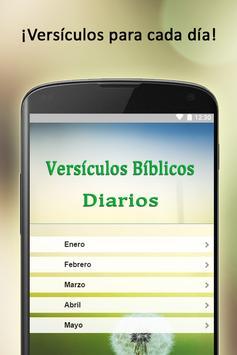 Versículos Bíblicos Diarios poster