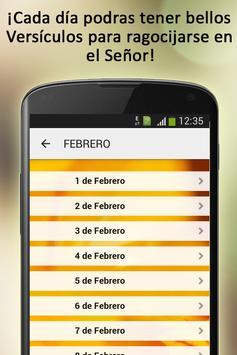 Versículos Bíblicos Diarios apk screenshot