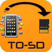Move Apps To Sd Card No Root-icoon