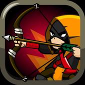 Zombie Archer Monster Defense icon