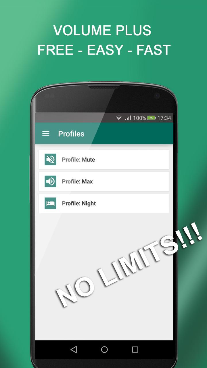 Volume Pro (Audio Manager) for Android - APK Download
