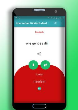 German Turkish Translation new screenshot 2