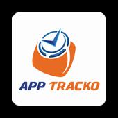 App Tracko - App Usage Time icon