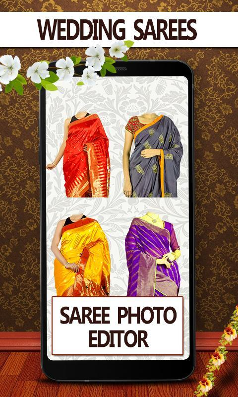Women Fancy Saree Photo Editor for Android - APK Download