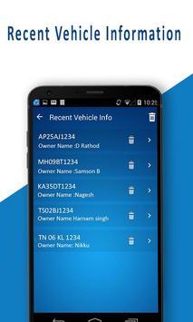 RTO - Vehicle Registration Details, Owner Info screenshot 5