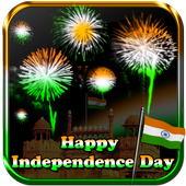 Independence Day Fireworks New icon