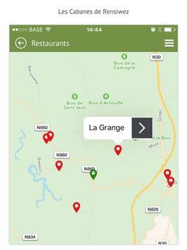 Les Cabanes de Rensiwez apk screenshot