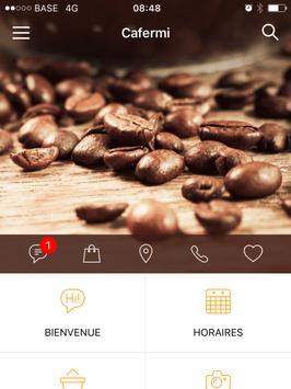 Cafermi screenshot 3