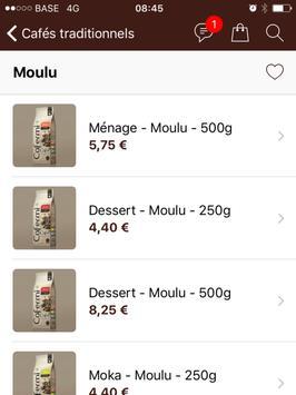 Cafermi - Café & Vins apk screenshot