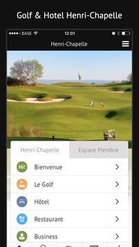 Golf & Hotel Henri-Chapelle poster