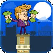 Donald Jump - Borderline Trump icon