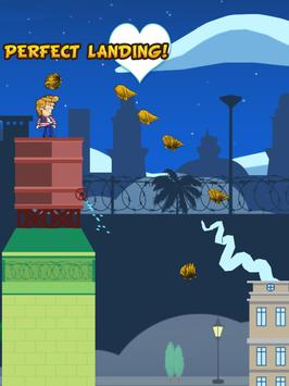 Donald Jump - Borderline Trump apk screenshot