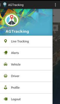 AGTracking apk screenshot