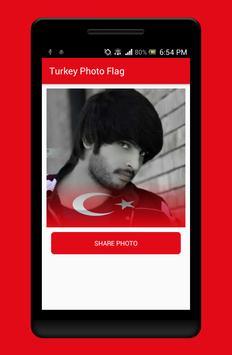 Turkey Photo Flag Editor apk screenshot