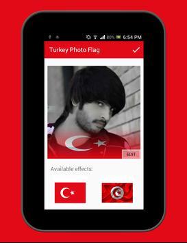 Turkey Photo Flag Editor screenshot 6