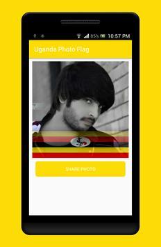 Uganda Photo Flag Editor apk screenshot