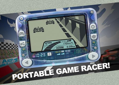 Portable Game Racer poster